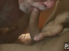 Handsome Silver Daddy Jake Marshall and Young Stud Rikk Fuck on Vacation