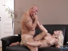 Daddy we Horny ash-blonde wants to try someone tiny bit more experienced