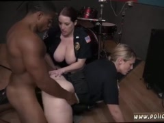 Amateur brunette milf wife Raw movie seizes officer humping a deadbeat