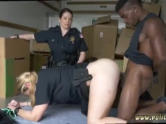 Big tits anal milf hd ebony and cop Black suspect taken on a rough ride