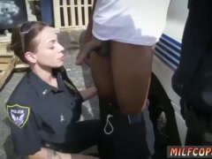 Amateur milf hooker and joins pal's daughter first time officer Paige had