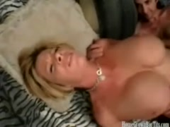 Big Tit Milf First Sex Tape