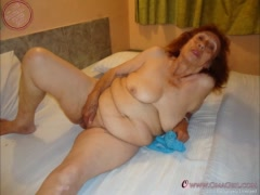 OmaGeiL Amateur Fatty Granny Pictures Collection