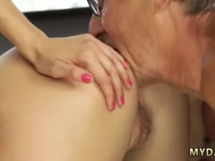Teen first dp xxx Sex with her boyfriend´s father after swimming pool