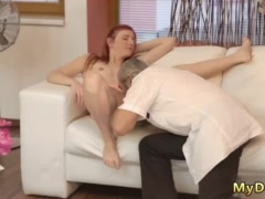 Old mistress and daddy comrade' friend fuck mom Unexpected practice with