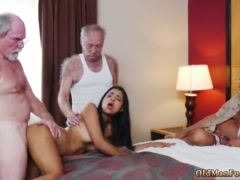 Old porn big tits and white man young girl Staycation with a Latin Hottie
