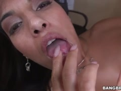 Talented Wifes Mother Mercedes Carrera Loves To Suck Cock