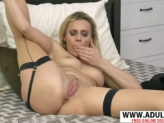 Euro Step Mom Brittany Bardot Ride cock Cool Touching Step son
