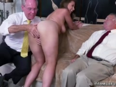 Fat old man big tits and guy have sex with young girl part Ivy impresses