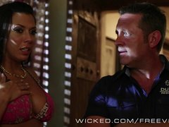 Wicked - Hot Cougar Rachel Starr loves cock