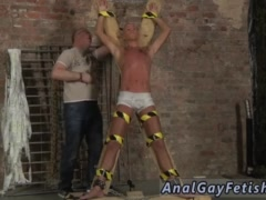 Young boys bondage free movies and mature gay interracial first time He's