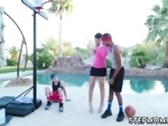 patron's sons birthday gift virtual sex Tag Teaming my Step Mom's Pussy