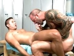 """ExtraBigDicks Big Daddy Rocco FUCKS Me Bareback"""