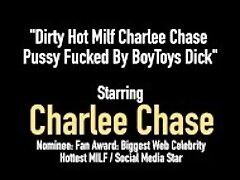 """Dirty Hot Milf Charlee Chase Pussy Fucked By BoyToys Dick"""