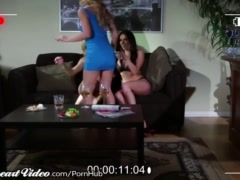 SweetHeart Pervy Mommy Likes To Watch!