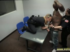 Very nice blonde first time Milf Cops