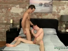 Boy and kiss matures tube gay Luke Takes Long Cock Up His Hole!