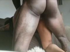Squirting Milf Fucked By A Black Dude - Hardcore Orgasm