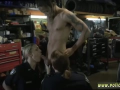Hottest milf first time Chop Shop Owner Gets Shut Down