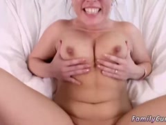 Red head mom and crony's daughter threesome Faking Out Your Father