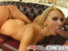 Milf Thing 35 year old Vinnnie's fantasy comes true