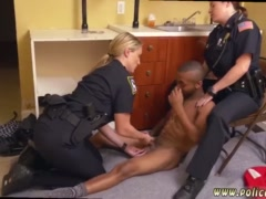 Hairy milf 69 first time Black Male squatting in home gets our mummy