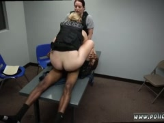 Spectacular cumshot compilation Prostitution Sting takes freak off the