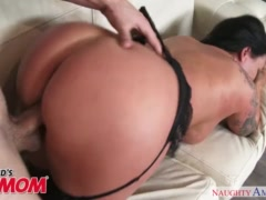 Big tits, big ass MILF Maci Maguire wants cock! - Naughty America