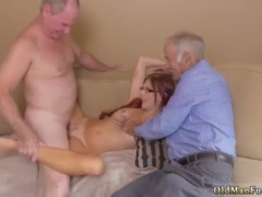 Teen anal threesome old man Frannkie And The Gang Take a Trip Down Under