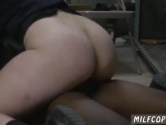 Ebony milf bunny Domestic Disturbance Call