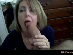 milf and her husband- Watch P2 on MilfCamCool.com