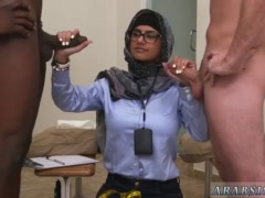 Muslim milf Black vs White, My Ultimate Dick Challenge.
