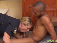 Blonde milf ball sucking and amateur secretary xxx Black Male squatting