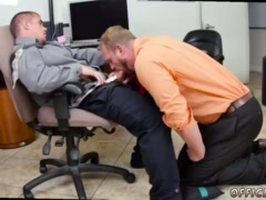 Broke straight mature men and college boy cumshots gay First day at work