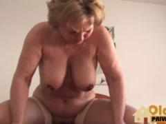 Granny Doc with big tits