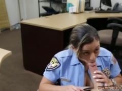 Amateur brunette massage and huge dick hardcore Fucking Ms Police Officer