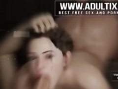 Wet Mother Jynx Maze Gives Titjob Cool Hot Son