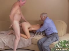 Massage old man and fucks young ebony Dukke and Glenn got a chance to get