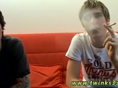 Gay twink and mature clip Hardcore chainsmoking Euro studs Jerry and