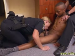Black property porn and milf gangbang Black Male squatting in home gets