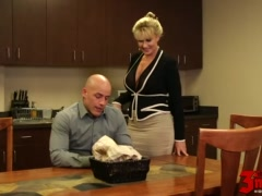 Ryan Conner Busty MILF Office Sex