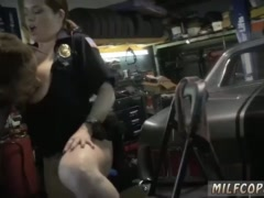 Crazy milf first porn and big boobs blonde masturbate Chop Shop Owner