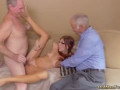 Amateur wife shared with pal and shy milf Frannkie And The Gang Take a