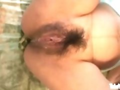 Pregnant Japanese Babe Gangbanged and fucked - UNCENSORED