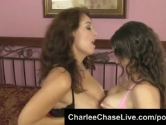 Charlee Chase Loves Big Natural TIts