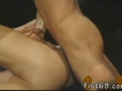 Free hot porn videos gay men mature fisting Club Inferno's own