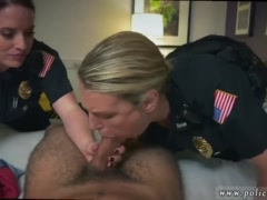 Blonde milf gets massage Noise Complaints make messy biotch cops like me