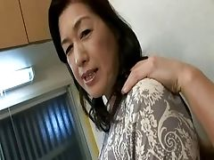 Asian matures fucked on kitchen, in bathroom ann bedroom by young guy