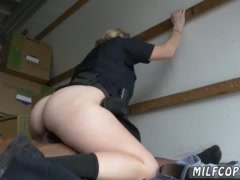 Hd huge tits milf fuck Black suspect taken on a harsh ride