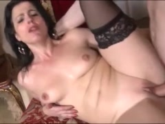 Hot milf screams from pleasure - Part2 on MilfHomeTv.com